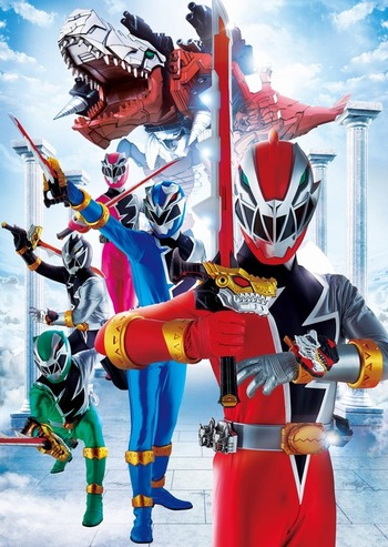 Kishiryu Sentai Ryusoulger (Series) - TV Tropes