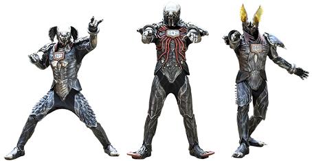 Kamen Rider Drive Roidmudes / Characters - TV Tropes