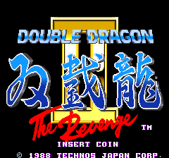 double dragon 2 game boy review