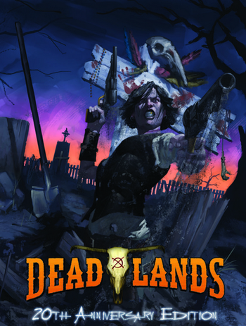 Deadlands Tabletop Game Tv Tropes