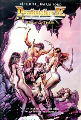 deathstalker bad night review discussion