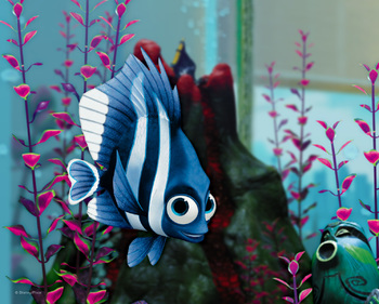 Finding Nemo / Characters - TV Tropes