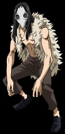 My Hero Academia Shie Hassaikai Characters Tv Tropes Shie hassaikai as vines i made to forget temporarily that kai is probably dead (pls come back :() ° kai chisaki | league of villains °. my hero academia shie hassaikai