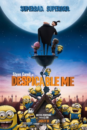 Despicable Me Western Animation Tv Tropes