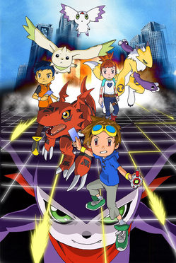 Digimon Tamers (Anime) - TV Tropes