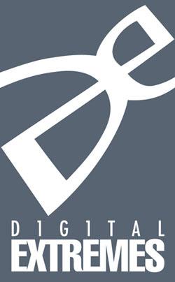 https://static.tvtropes.org/pmwiki/pub/images/digital_extremes_logo.jpg