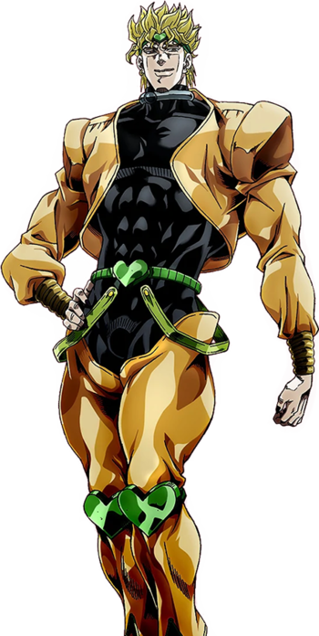 Jojo S Bizarre Adventure Dio Characters Tv Tropes Today, we manage to get our first ever stand, and now might have a chance against the. bizarre adventure dio characters