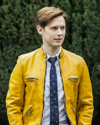 Dirk Gently S Holistic Detective Agency Characters Tv