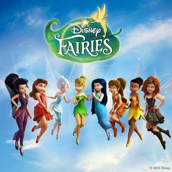 Disney Fairies (Western Animation) - TV Tropes