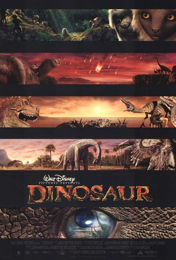 dinosaur disney tv tropes