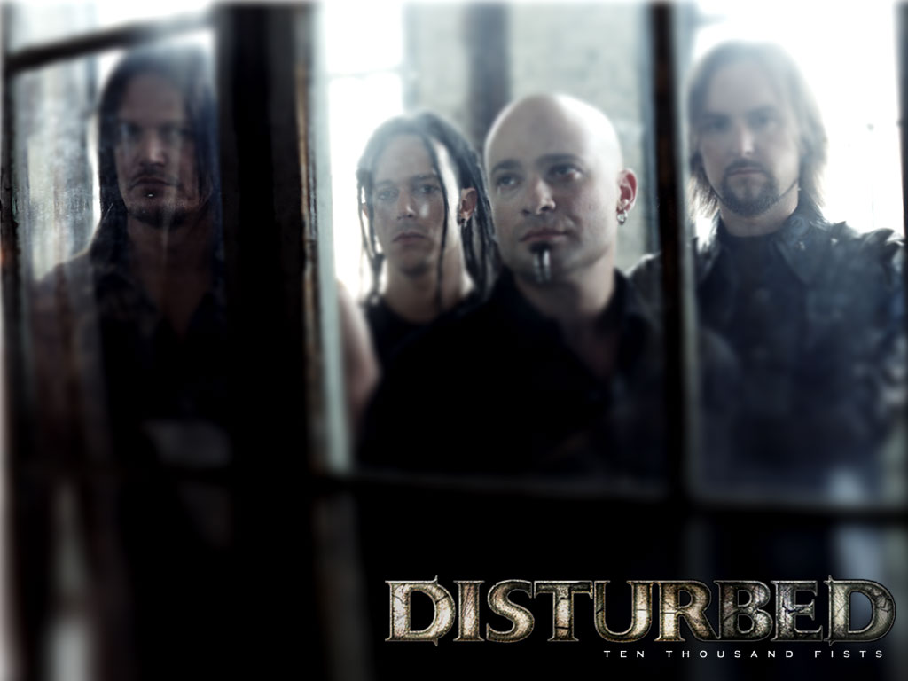 Ten thousand fist by disturbed are