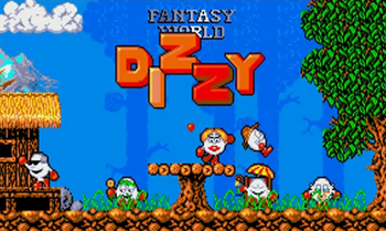 Dizzy Video Game Tv Tropes