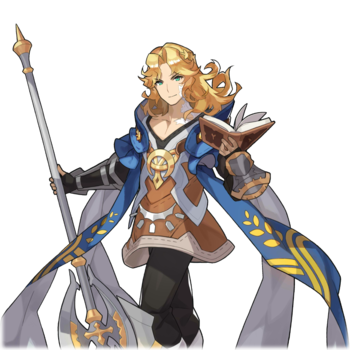 Dragalia Lost Antagonists / Characters - TV Tropes