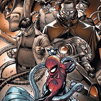 Doctor Octopus (Comic Book) - TV Tropes
