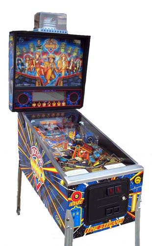 doctor who pinball tv tropes