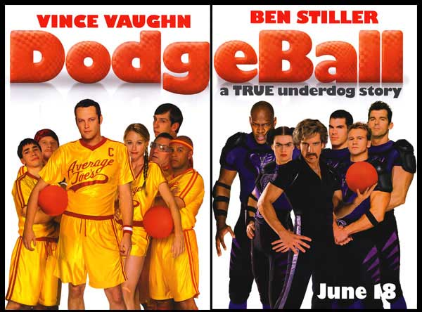 Dodgeball movie character pictures