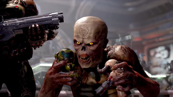 Doom Eternal Funny Tv Tropes
