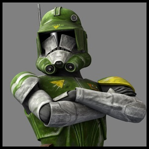 Star Wars Clone Troopers Characters