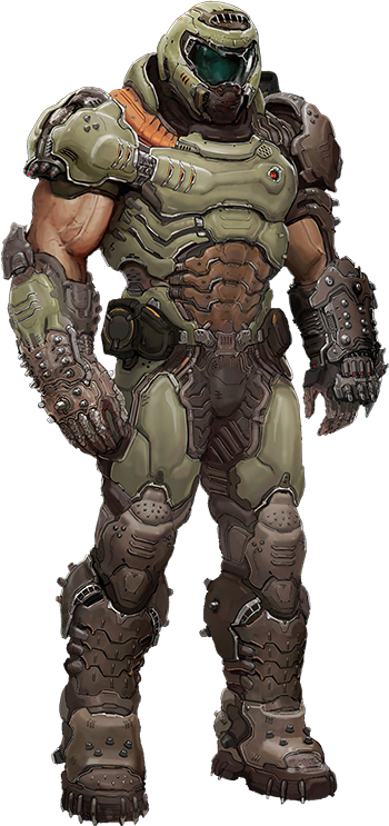 Doom 2016 Characters Tv Tropes
