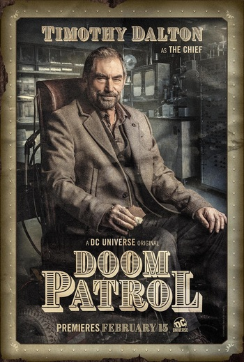 Titansverse Doom Patrol Characters Tv Tropes