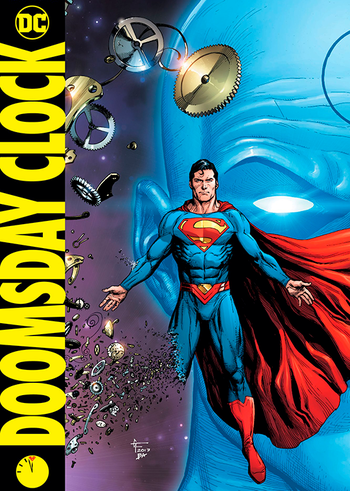 Doomsday Clock (Comic Book) - TV Tropes