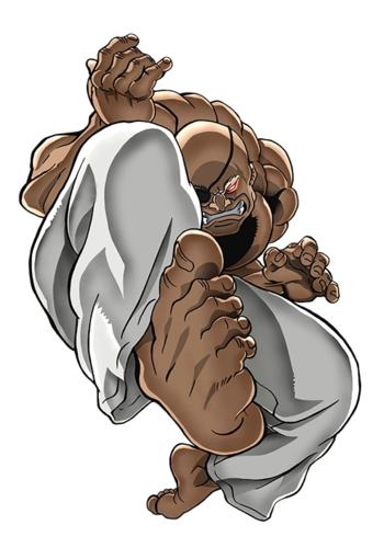Baki the Grappler / Characters - TV Tropes