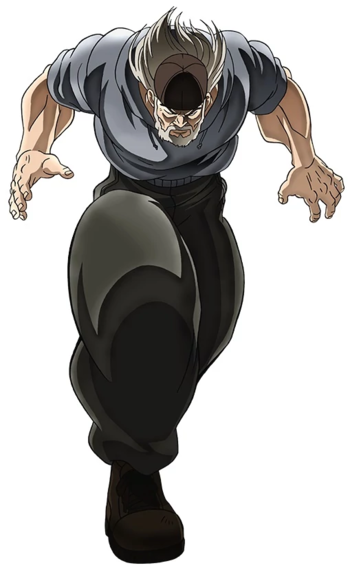 Baki the Grappler / Characters - TV Tropes