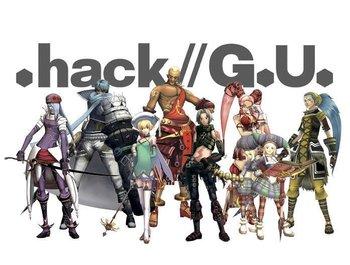 hack//G U  (Video Game) - TV Tropes