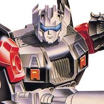 Joyride Powermaster Retro Transformers G1 Autobot 80/'s collectible Magnet Art