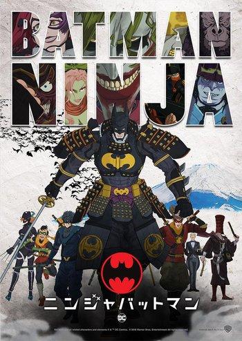Batman Ninja Anime Tv Tropes
