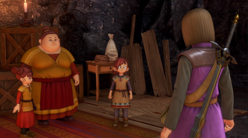 Dragon Quest XI / Characters - TV Tropes