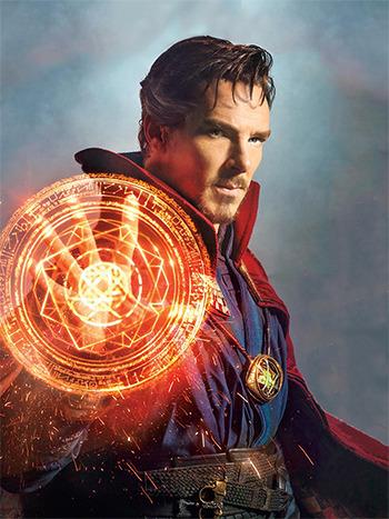 Doctor strange 2016 film tv tropes - Doctor strange images ...