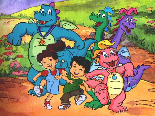 Western Animation: Dragon Tales