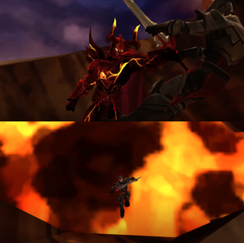 https://static.tvtropes.org/pmwiki/pub/images/dragonlord_pushing_someone_into_fire.png