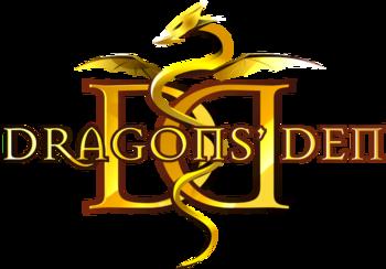 https://static.tvtropes.org/pmwiki/pub/images/dragons_den_logo.png