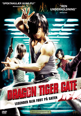 Dragon Tiger Gate (Film) - TV Tropes