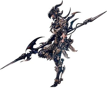 Final Fantasy XIV The Warrior Of Light / Characters - TV Tropes