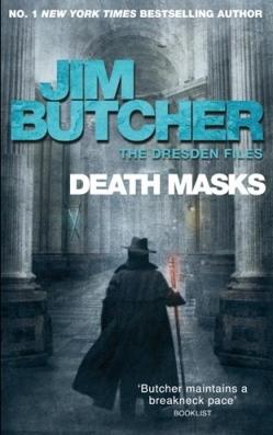 Death Masks (Literature) - TV Tropes