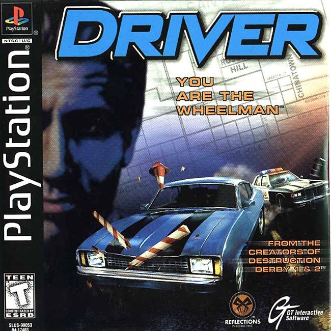 Driver Video Game Tv Tropes