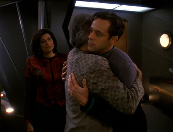 Charming Recap / Star Trek Deep Space Nine S 05 E 16 Dr Bashir I Presume And Dr Bashir I Presume