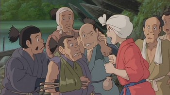 Princess Mononoke Funny Tv Tropes