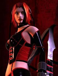 Bloodrayne Video Game Tv Tropes