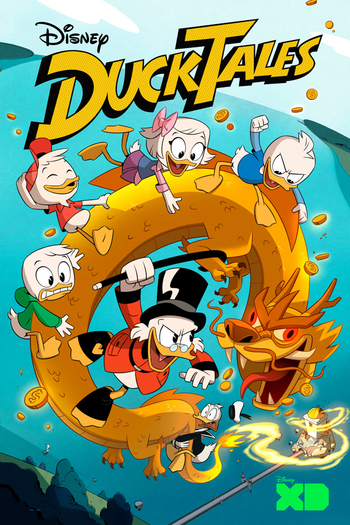 DuckTales (2017) (Western Animation) - TV Tropes