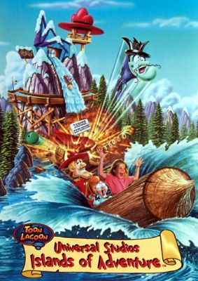 Dudley Do Right S Ripsaw Falls Ride Tv Tropes