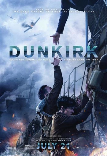 Dunkirk (2017) 720p IMAX BluRay x264 AAC ORG Hindi PGS Subtitle English Audio 999MB Download | Watch Online [GDrive]