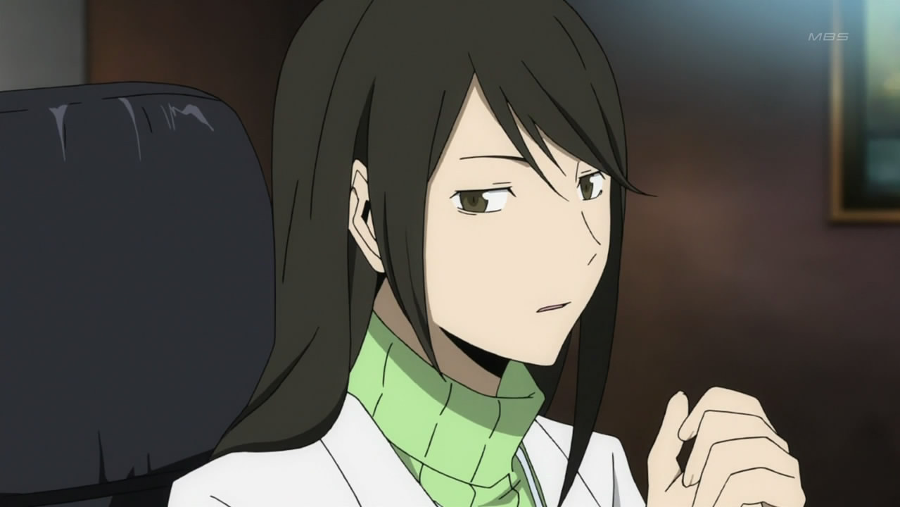 durarara anime supporting characters tv tropes