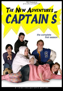 The New Adventures Of Captain S Web Video Tv Tropes