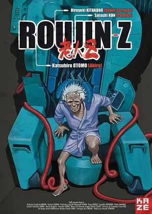 Roujin Z Anime Tv Tropes