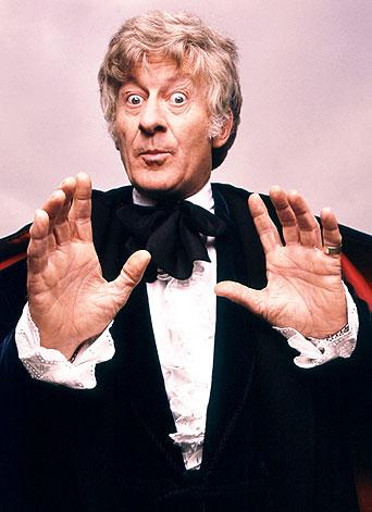 Risultato immagini per third doctor