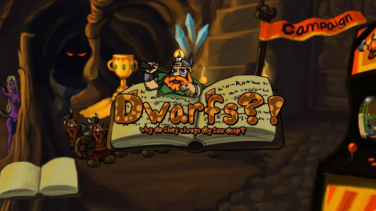 Dwarfs video